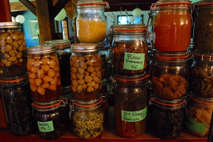 Unique pickles and ferments